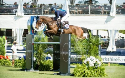 EREINA Wins $72,000 NetJets Classic at CSIO5* CP Palm Beach Masters