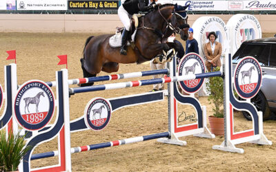 Cornetiero and Chacco Finish 1st & 3rd in FEI CSI3* Del Mar