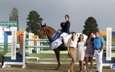 Cassio Rivetti and Kaiser Van Het Lambroeck Win Big in SIR IV's $60,000 Griffis Residential Grand Prix