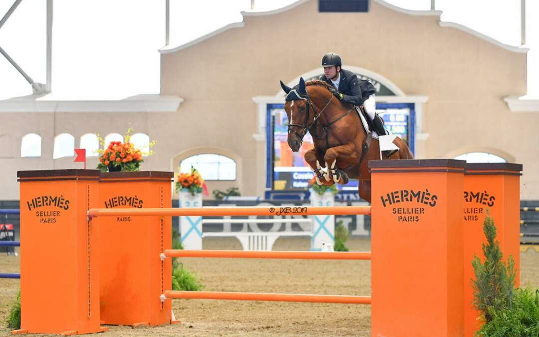 Cassio Rivetti and Kaiser Win the $25,000 GGT Footing Grand Prix Series Final Legacy MARKEL Tour Super Championship