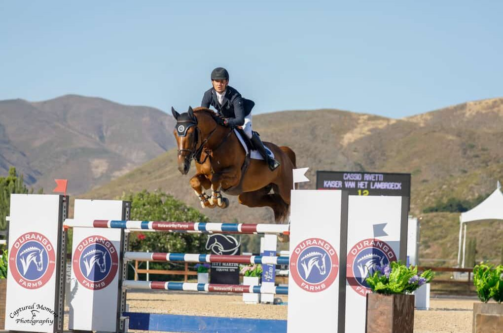 Cassio Rivetti and Kaiser Van Het Lambroeck Dominate $25,000 Alliant Private Client National Grand Prix in Temecula