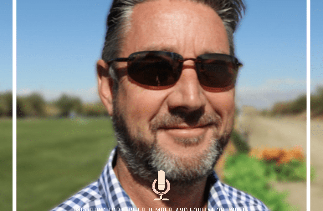 The Equestrian Podcast With Neil Jones