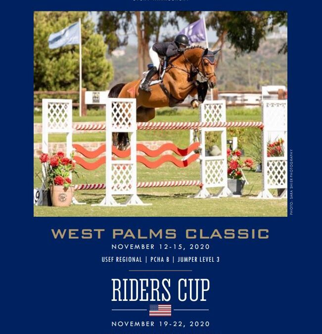 Countdown To Inaugural Rider's Cup